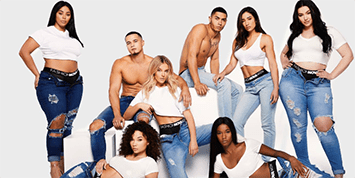 FashionNova.com Search and Navigation by InstantSearch+